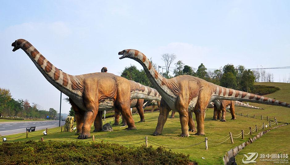 森林景区大型恐龙制造商
