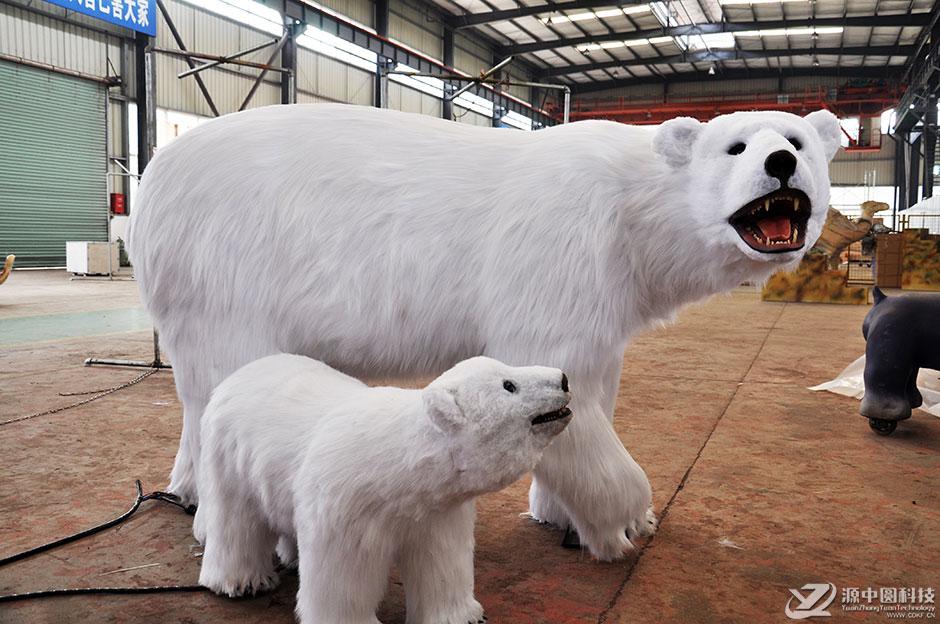 动物动雕制作工厂
