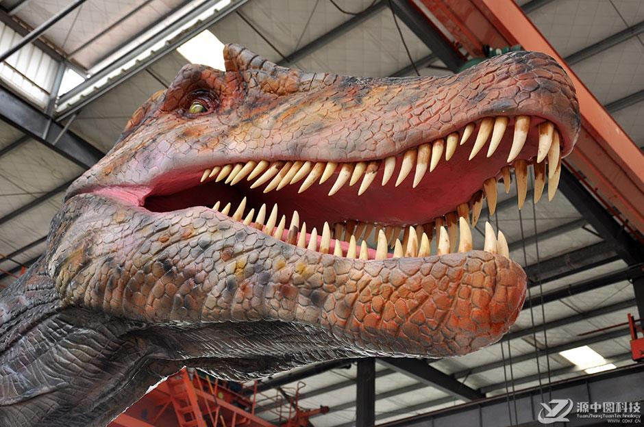 生光电恐龙,恐龙雕塑,恐龙定制