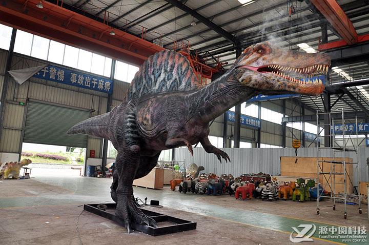 恐龙制作厂家