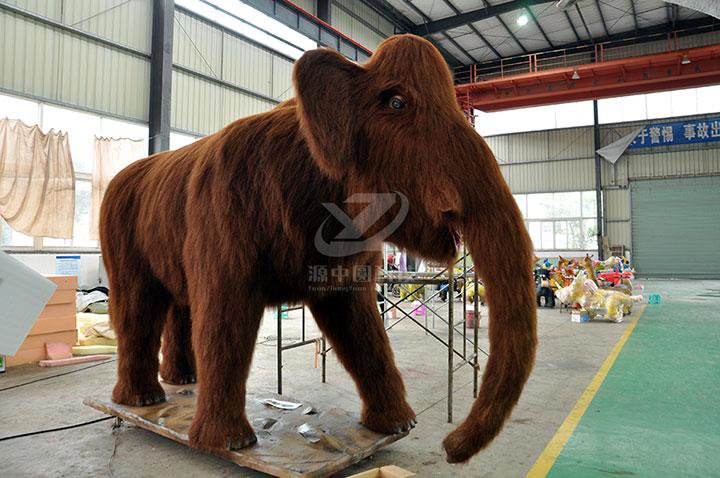 仿生猛犸象