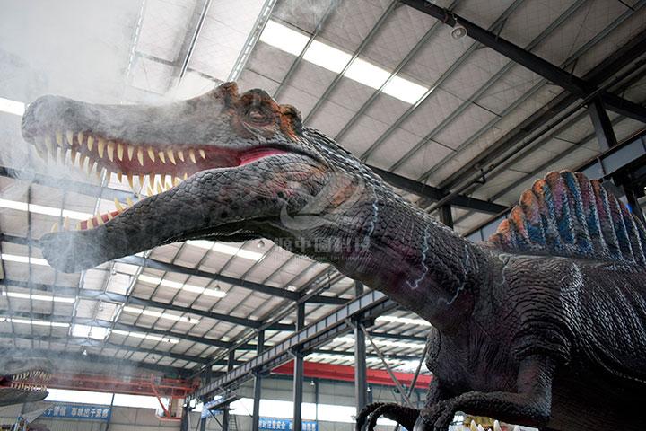 仿真恐龙模型厂家