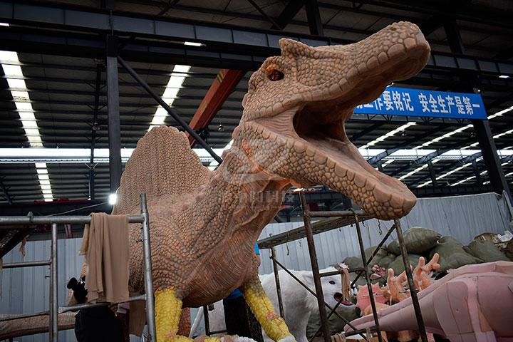 仿真恐龙公司
