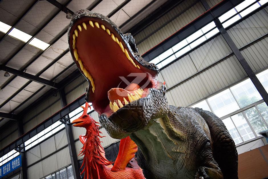 机器恐龙制作