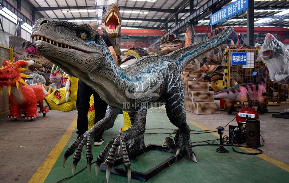 动态仿生恐龙定制工厂