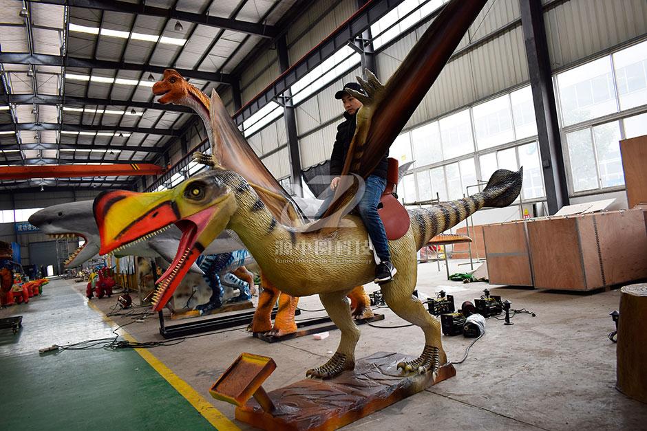恐龙骑龙定制公司