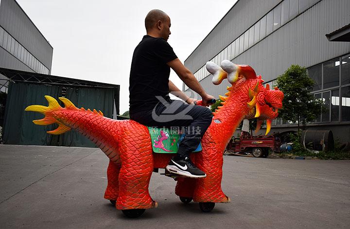 骑行电动玩具