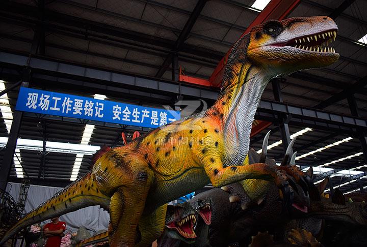 硅胶恐龙厂家