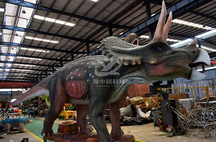 恐龙雕塑,恐龙机模,恐龙动雕,恐龙定制