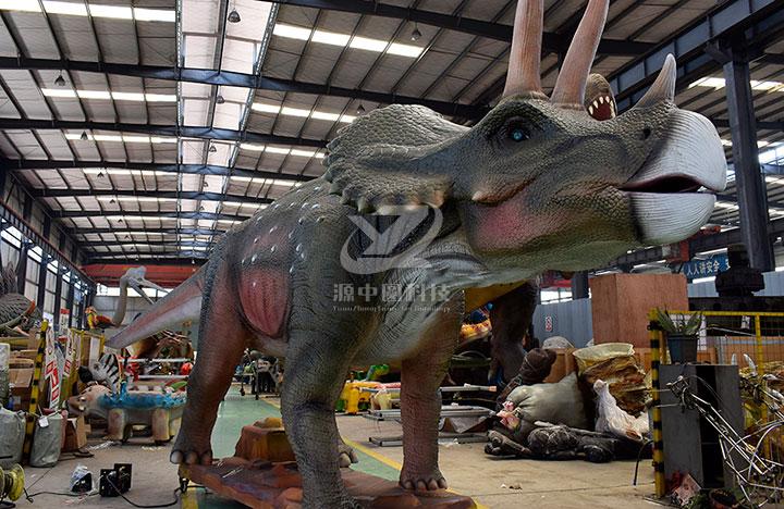 活体恐龙,仿真恐龙,恐龙雕塑