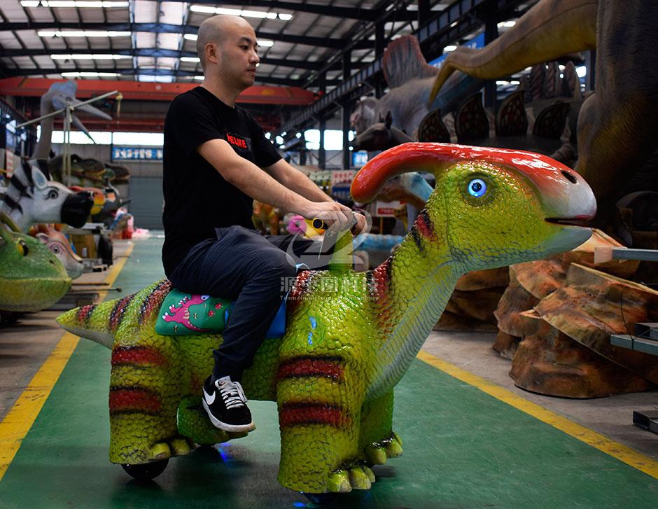 仿真恐龙玩具,恐龙车,恐龙童车